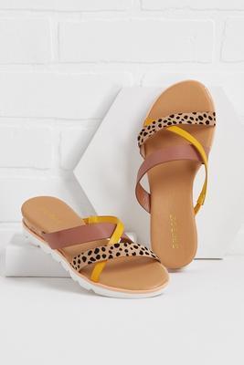 stay wild sandals