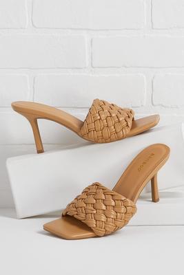 match braid in heaven heels