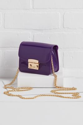 polly locket bag