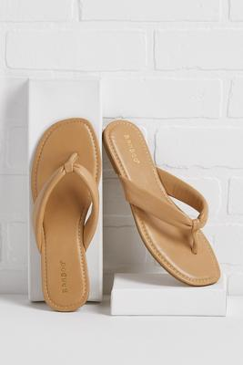 huff and puff sandals