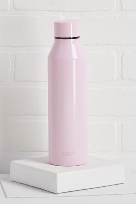 pretty in pink water bottle