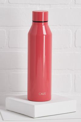 coral water bottle