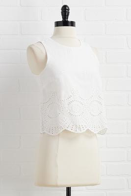 southern summer top