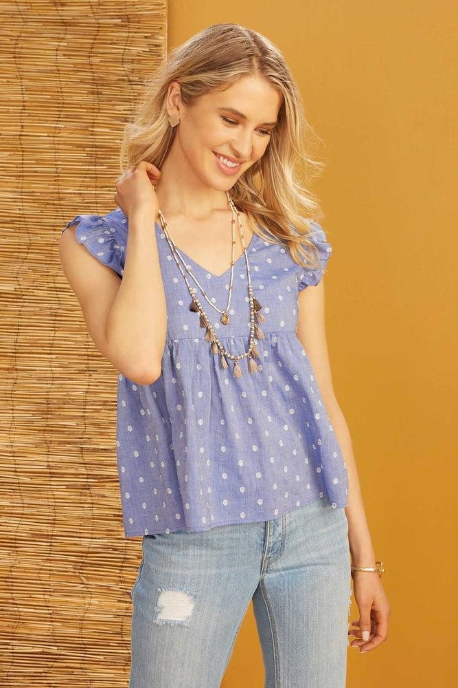 Singing The Blues Top