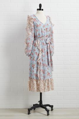 garden bouquet dress