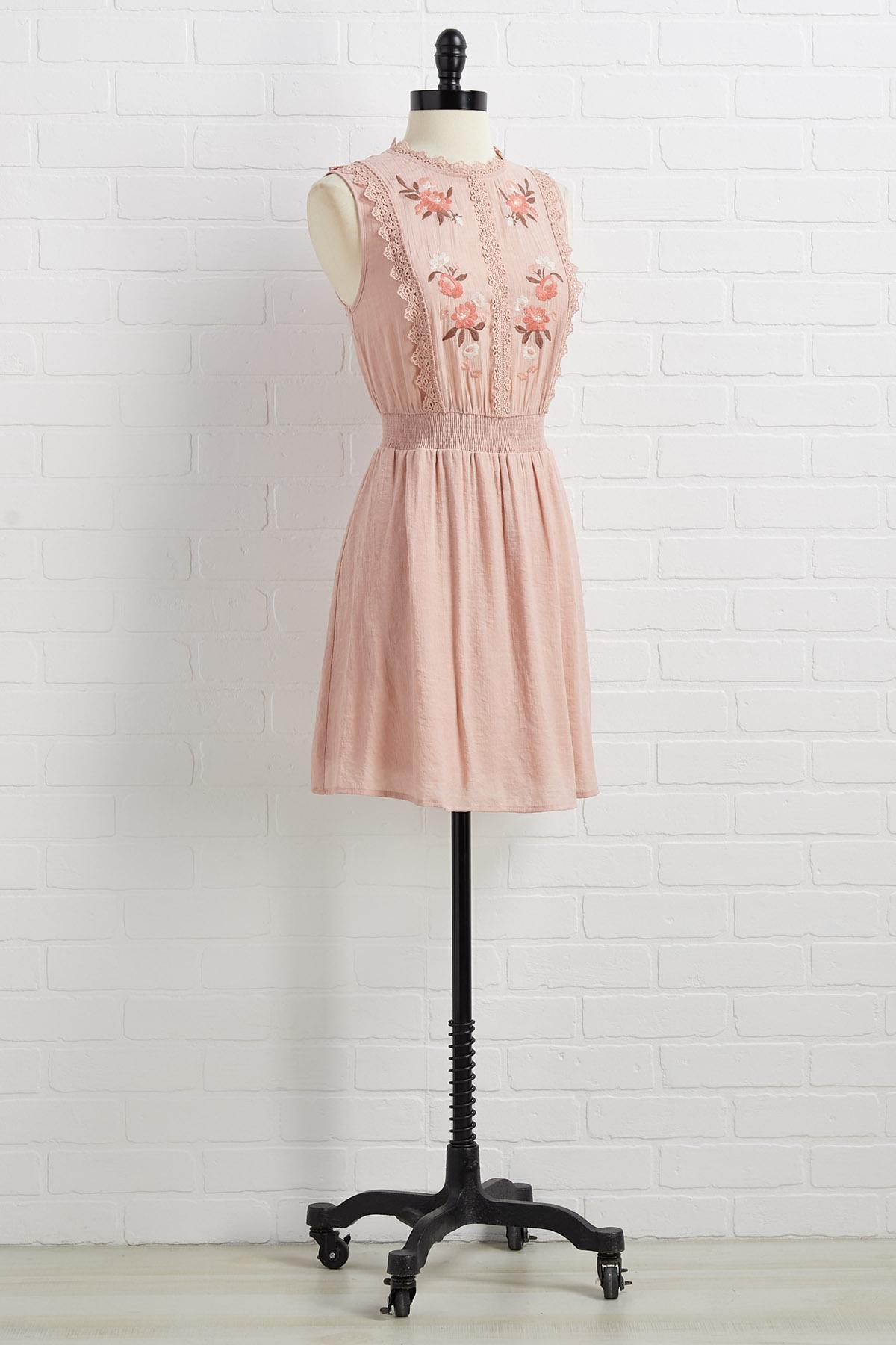Grow On Dress
