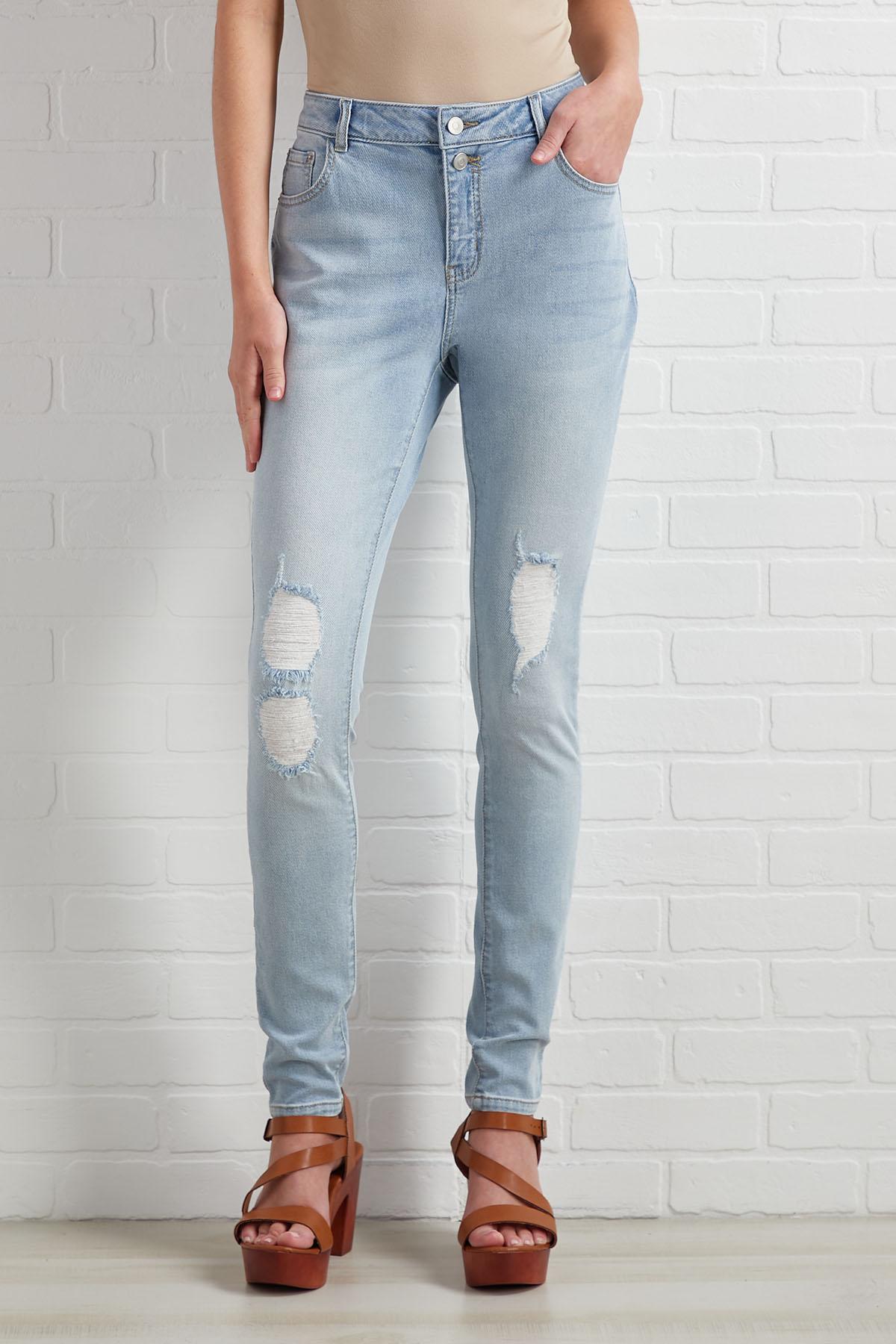 Follow The Light Jeans