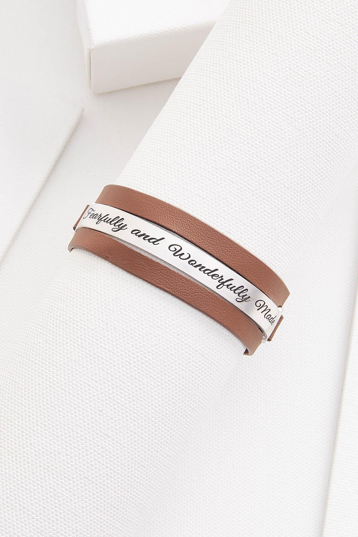 Wonderfully Made Bracelet