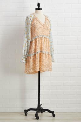 delightful daisies dress