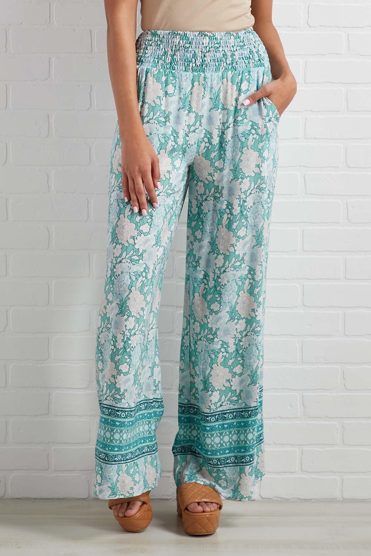 Four Leaf Clover Pants