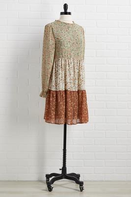flirt with fall dress