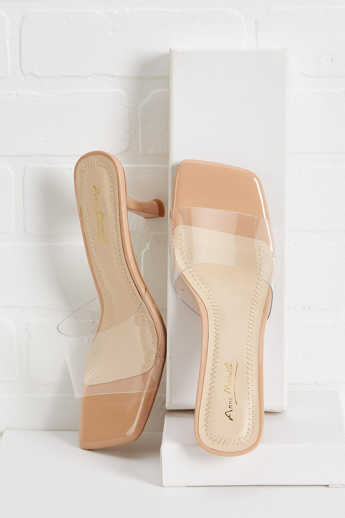 Clear Intentions Heels
