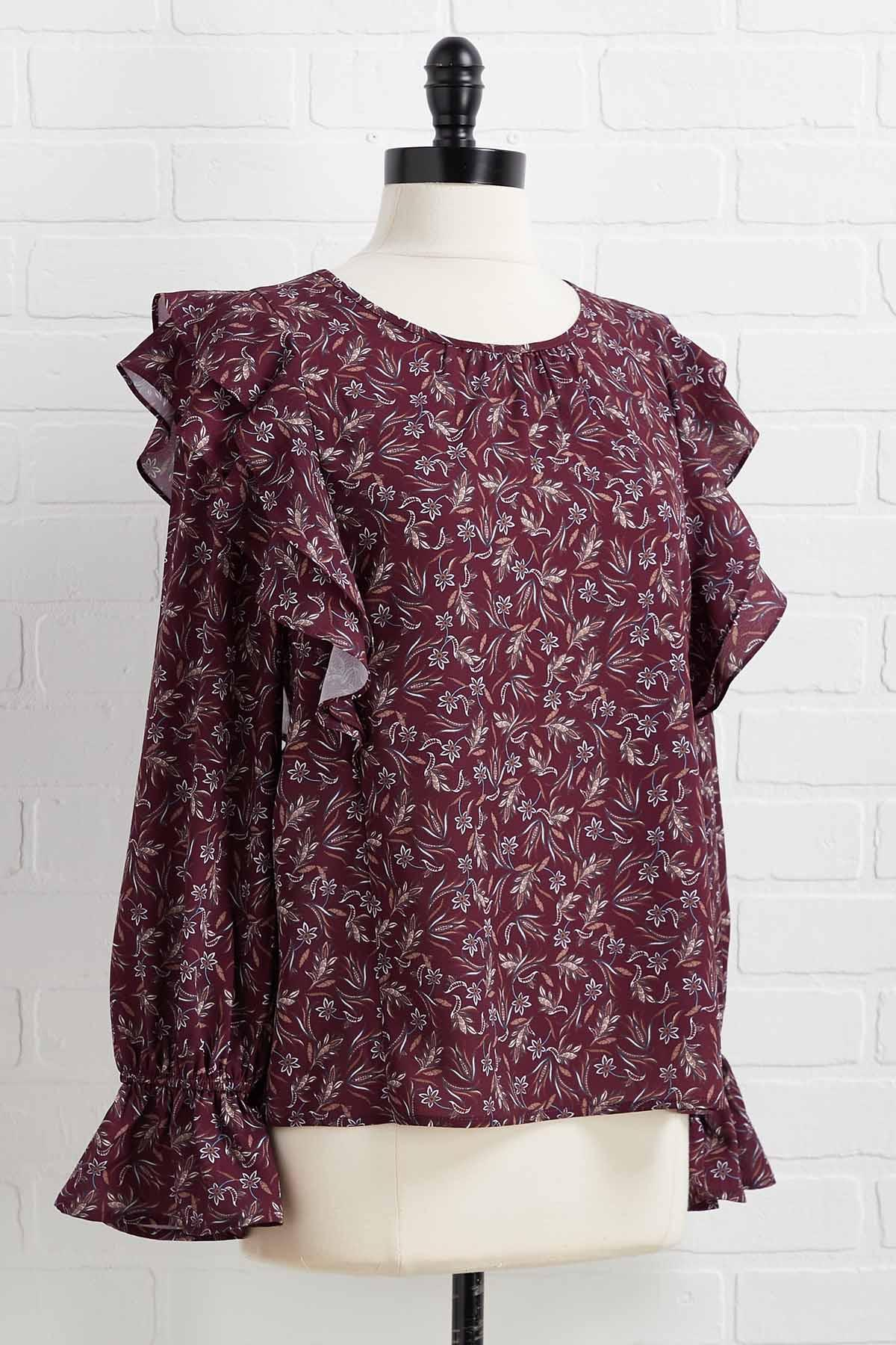 Winery Tour Top