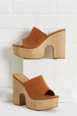 groovy girl heels