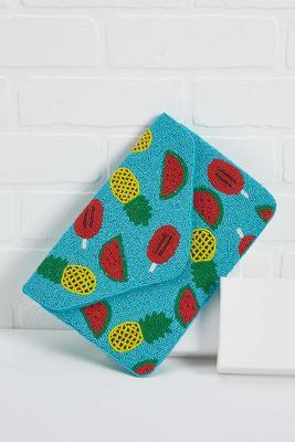 fruit salad clutch