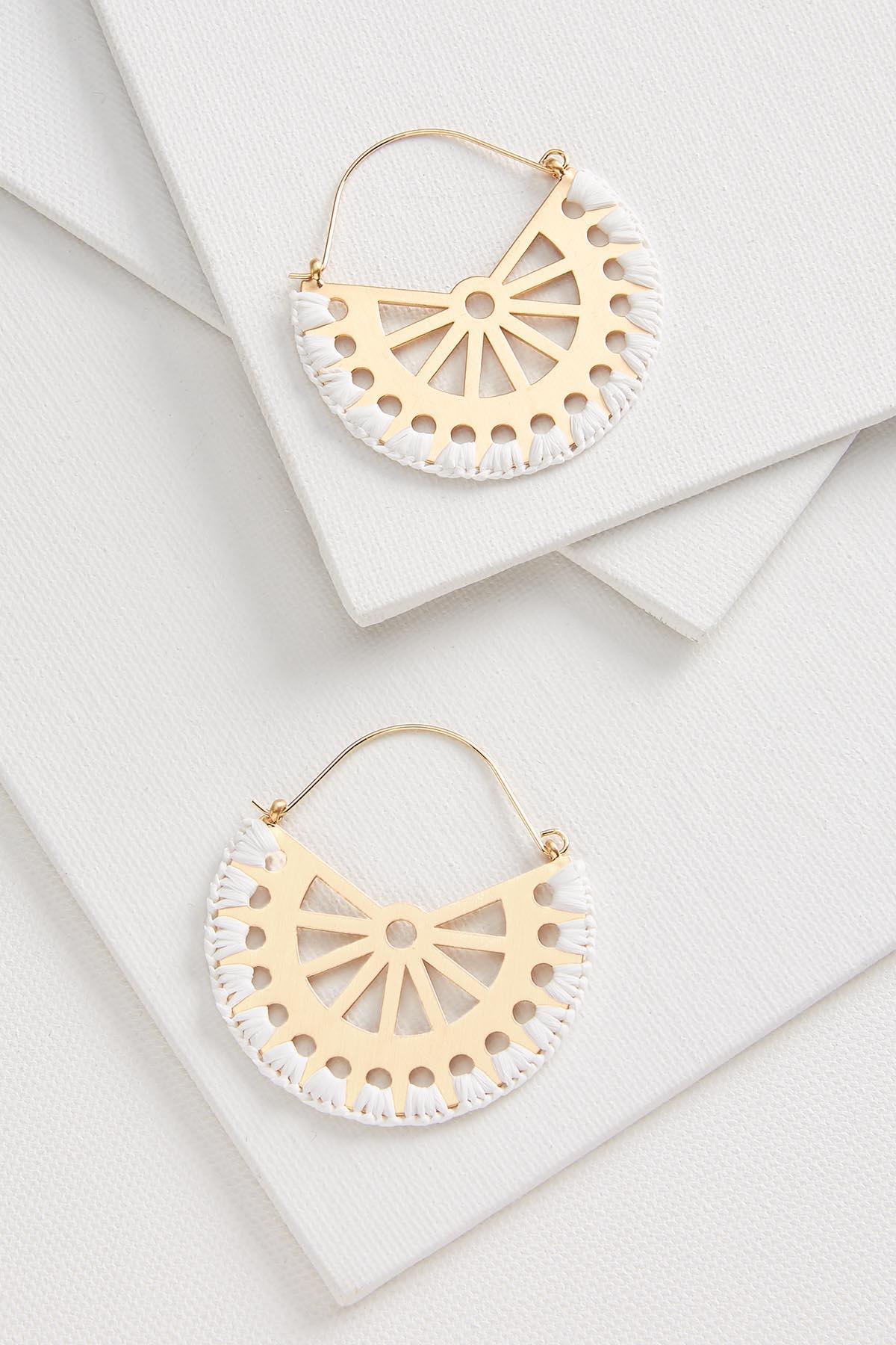 Bold Boho Earrings