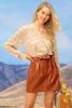 Ginger Tea Skirt