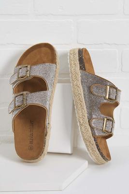 bling bling sandals