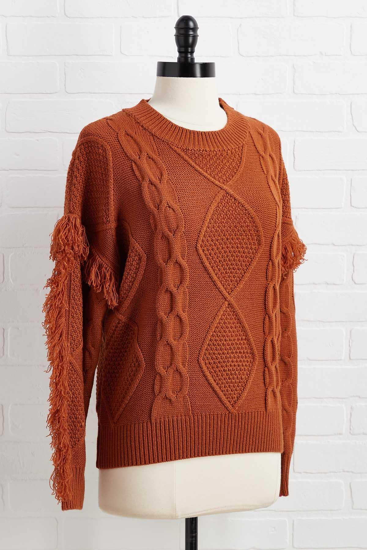 Knit Or Miss Sweater