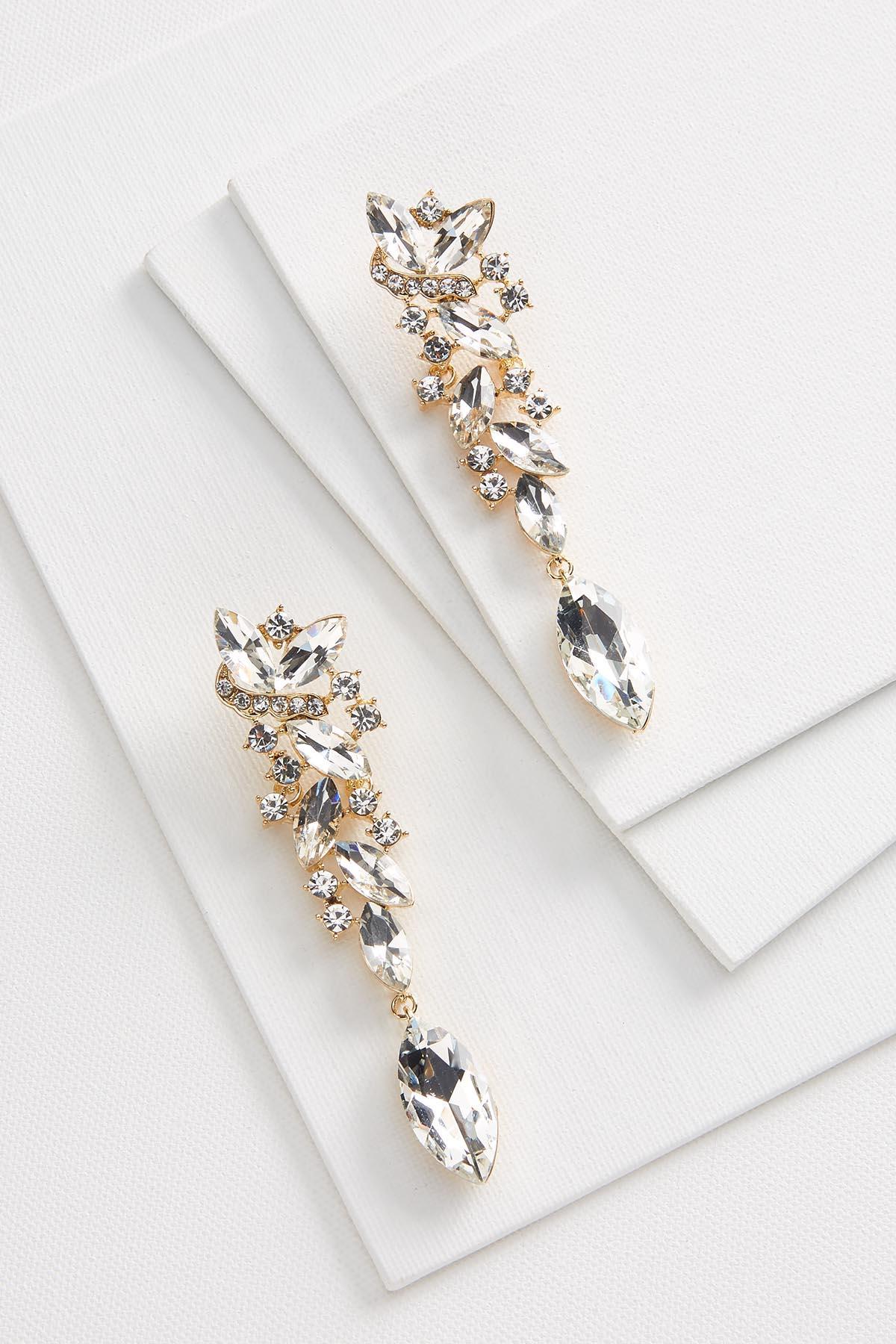 Organic Glam Earrings