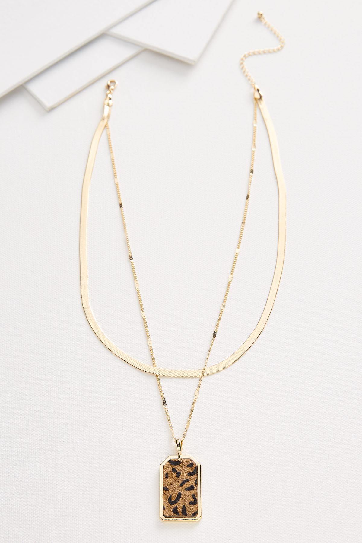Animal Charm Necklace