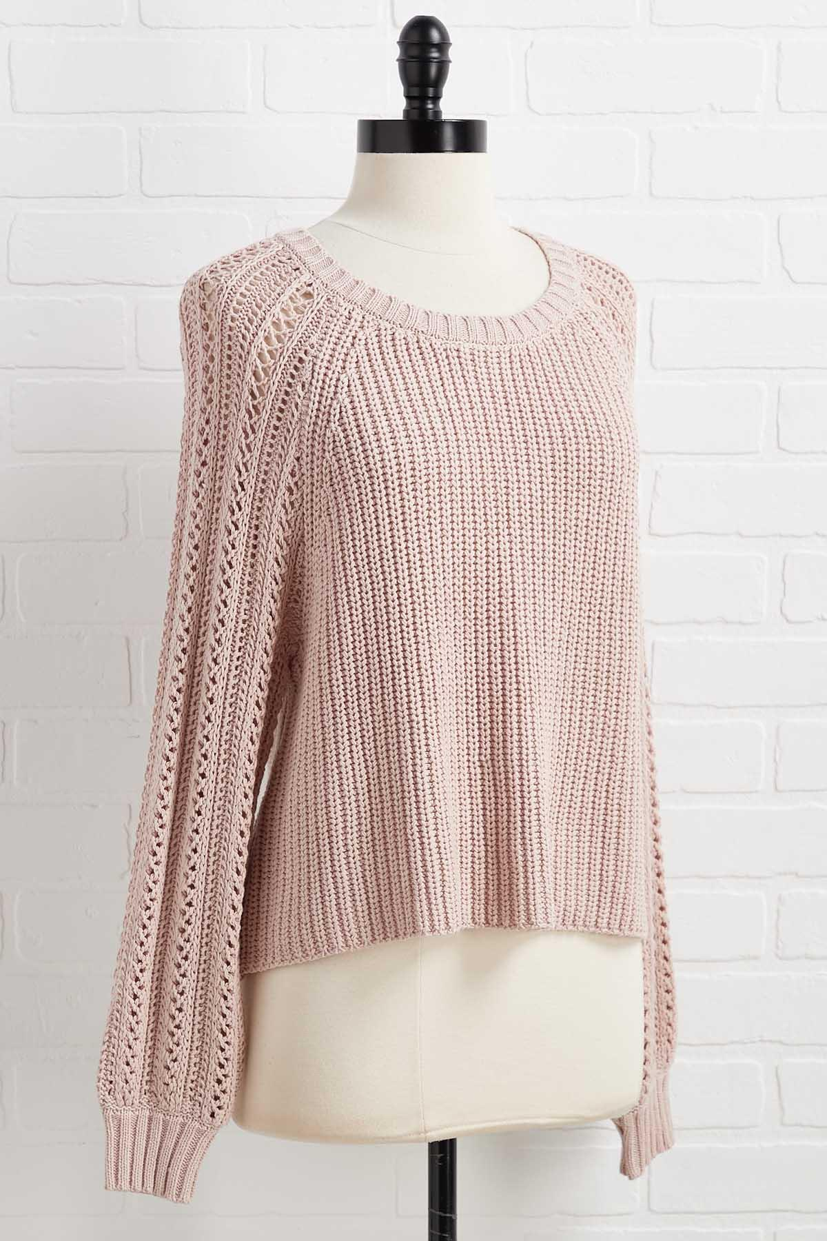 All About Autumn Sweater