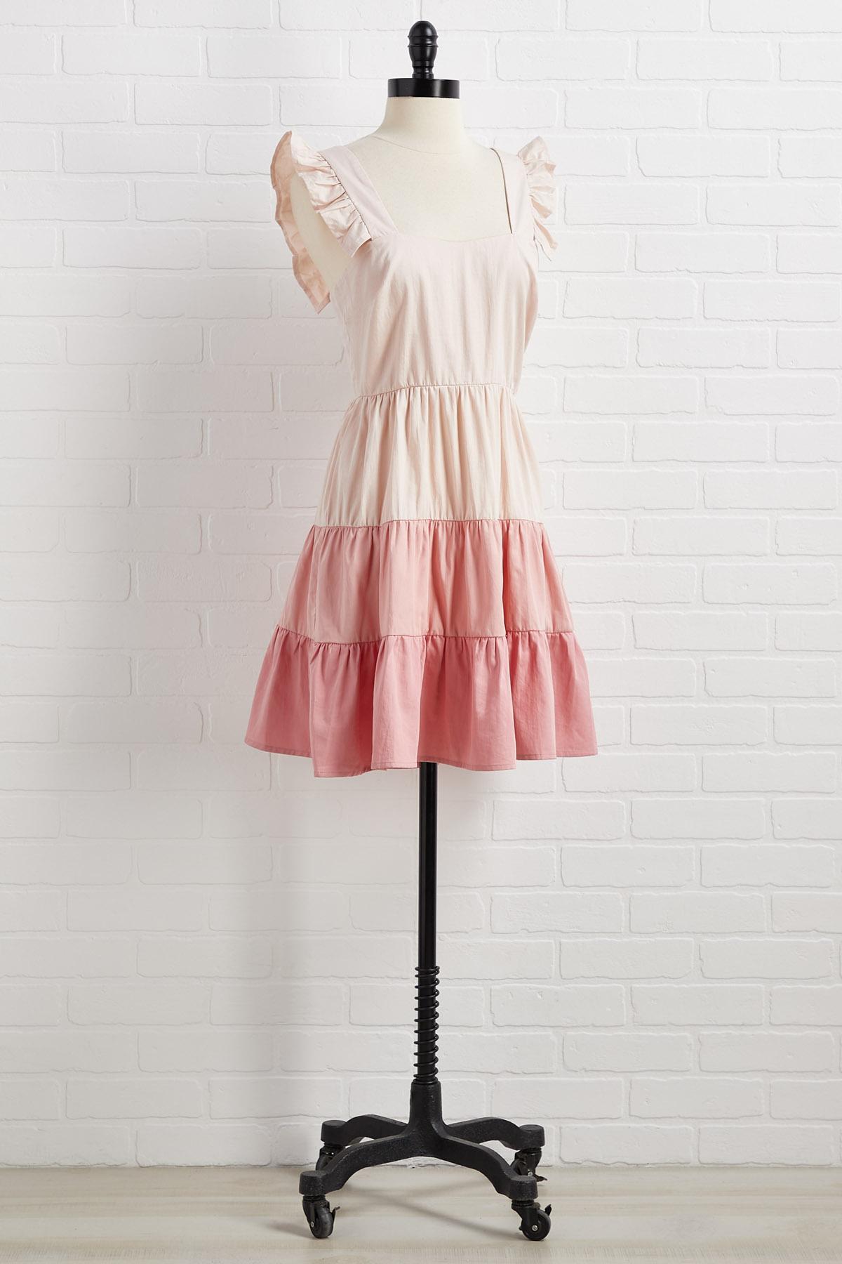 Icing On The Cupcake Dress