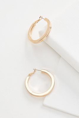 everyday hoop earrings