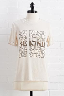 be kind tee