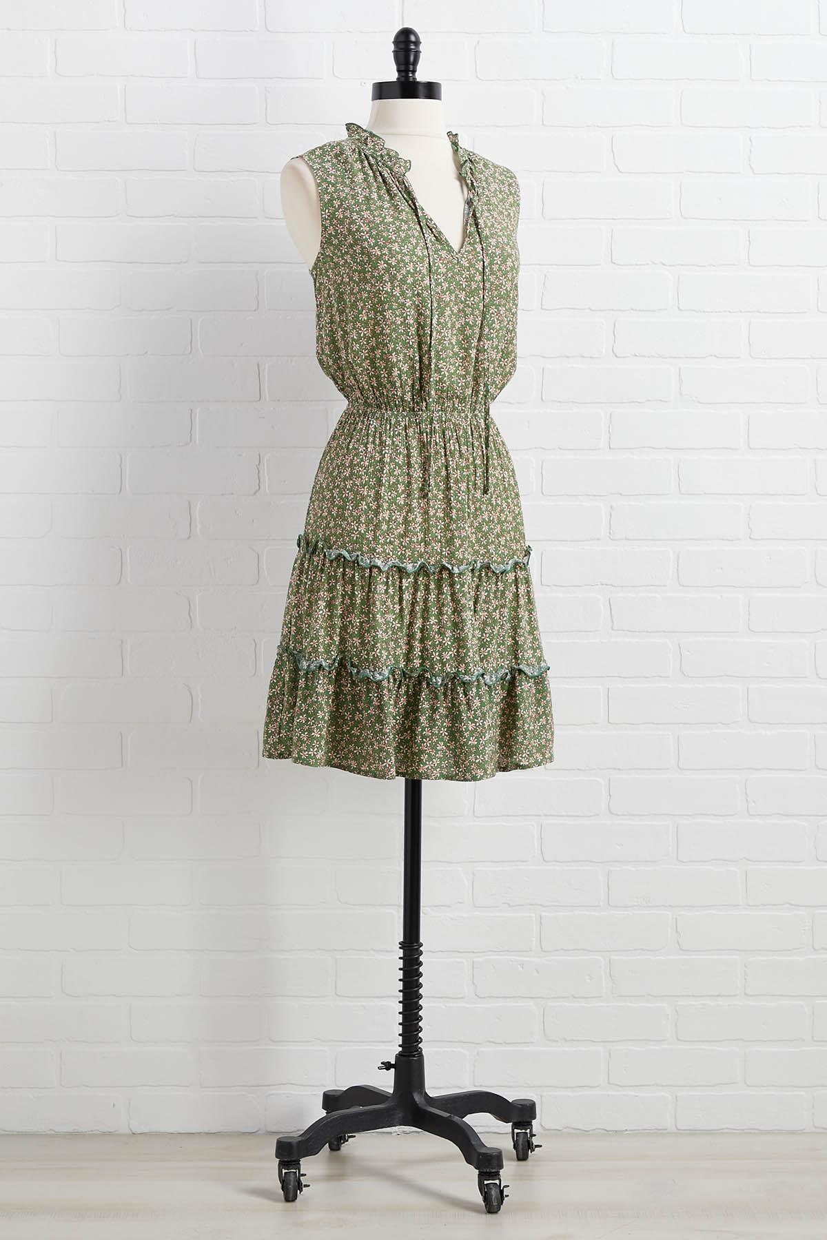 Lucky Day Dress