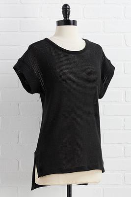 break a sweater top