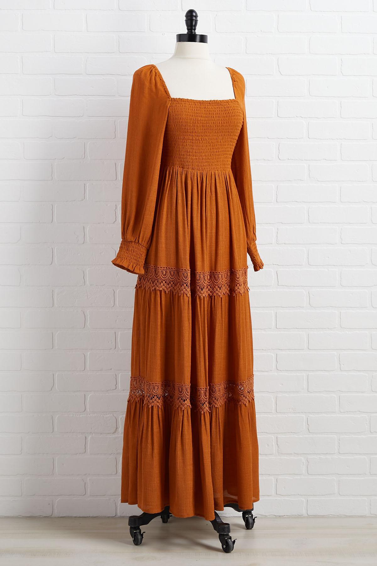 Hopes And Prairie Dress