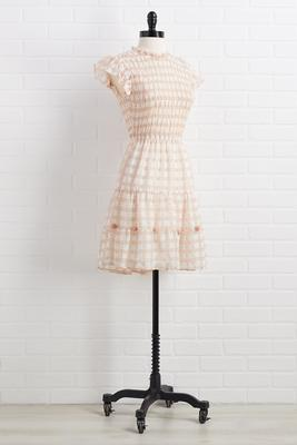 dot you on my mind dress