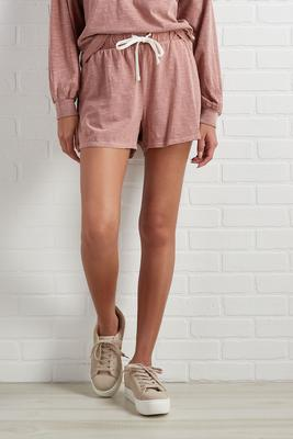 something to pink about shorts