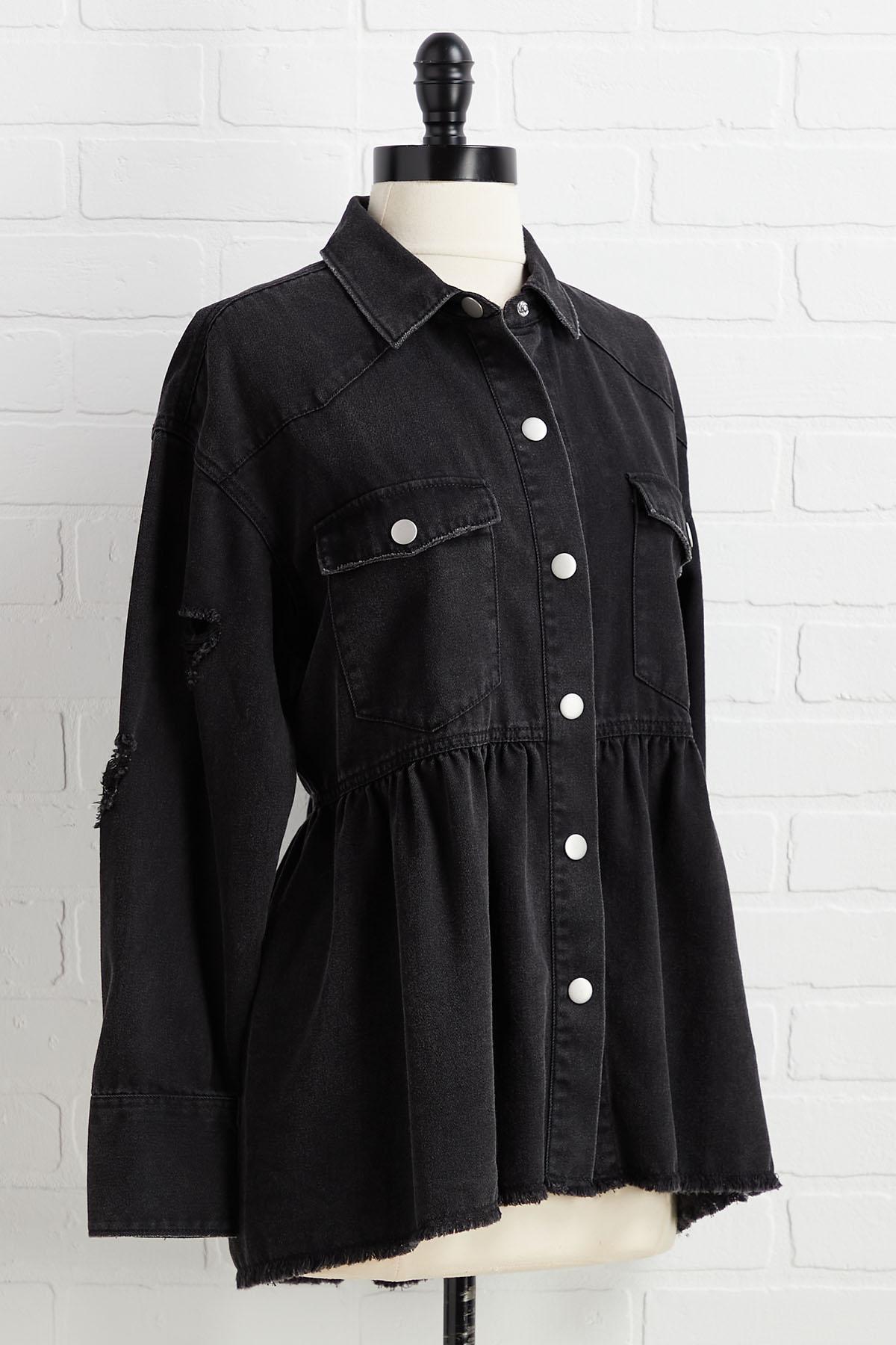 Rocker Baby Jacket