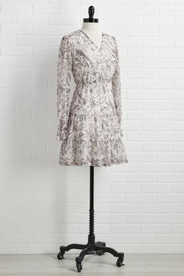 don`t mesh with me dress