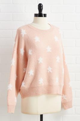 rising star sweater