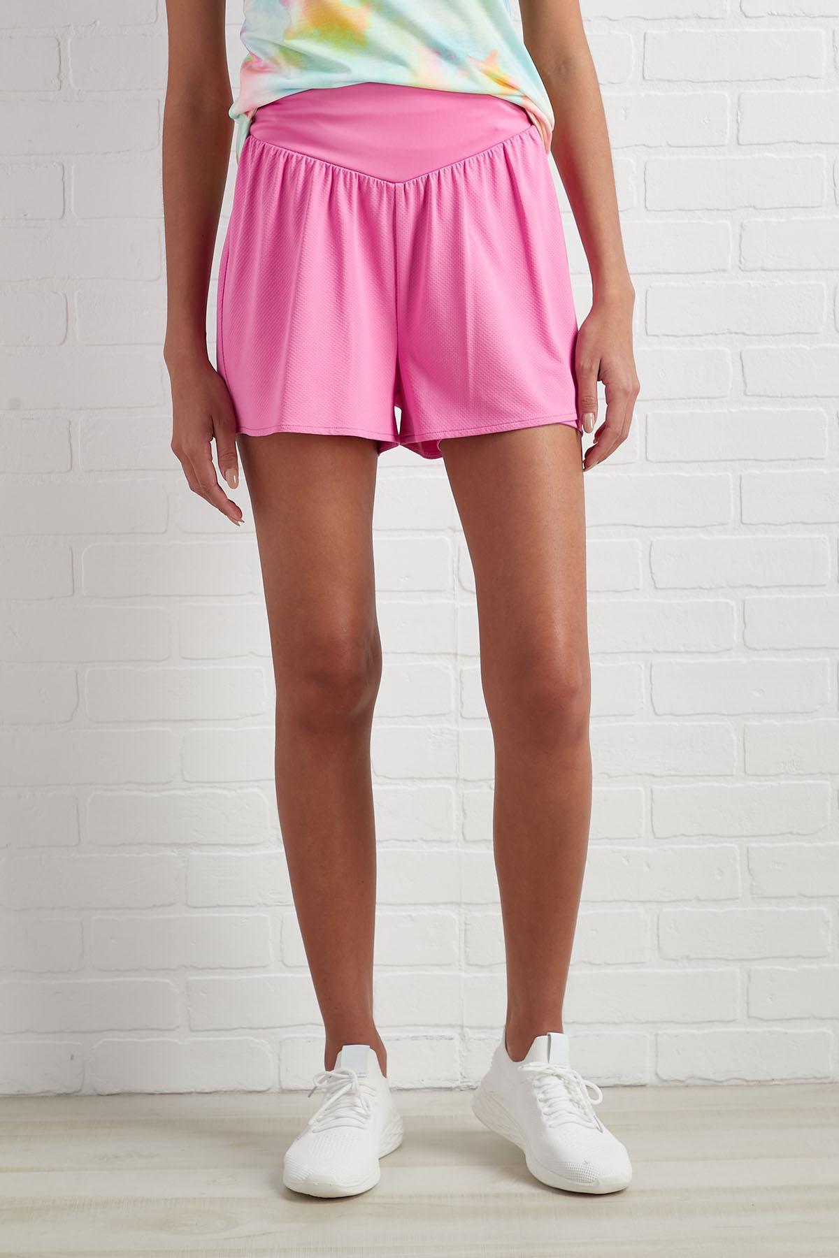 Run Like A Girl Shorts