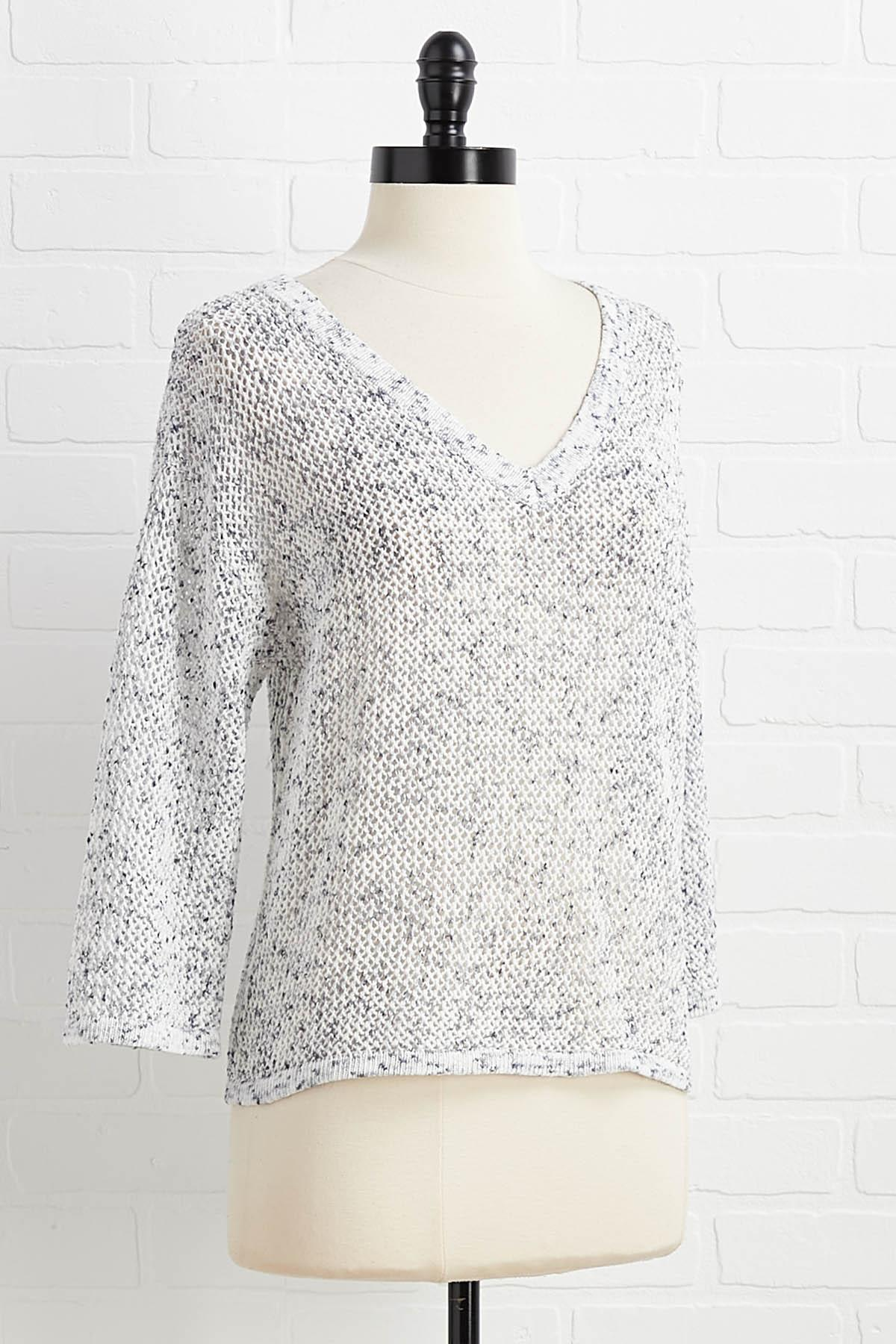 Morning Breeze Sweater
