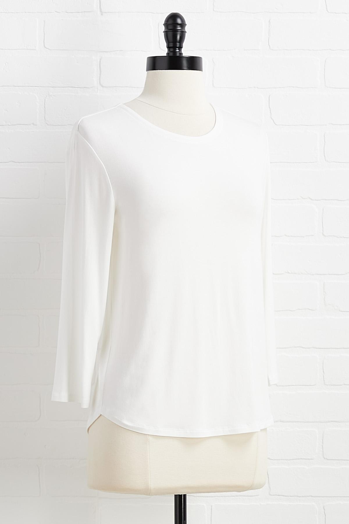 Essential Knit Top