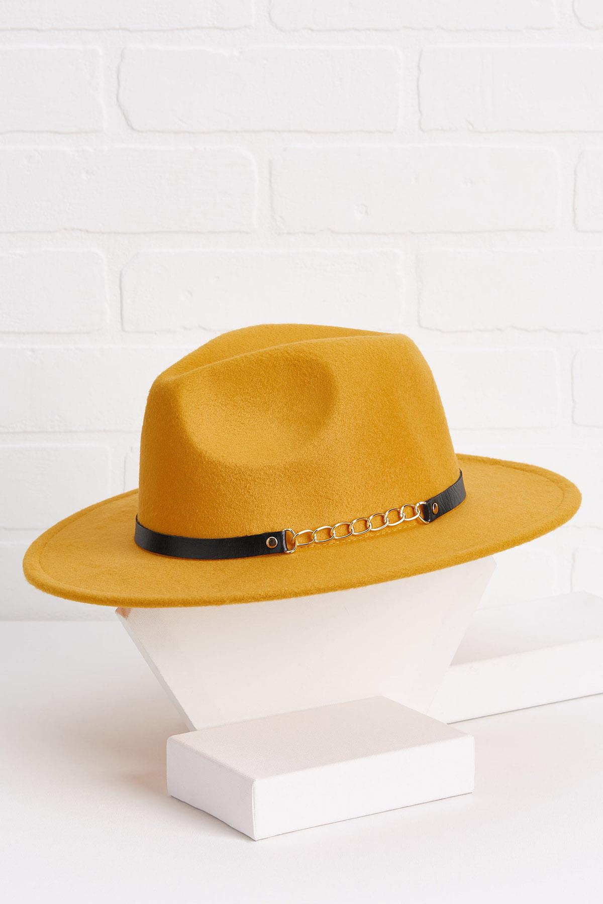 Chain Reaction Panama Hat