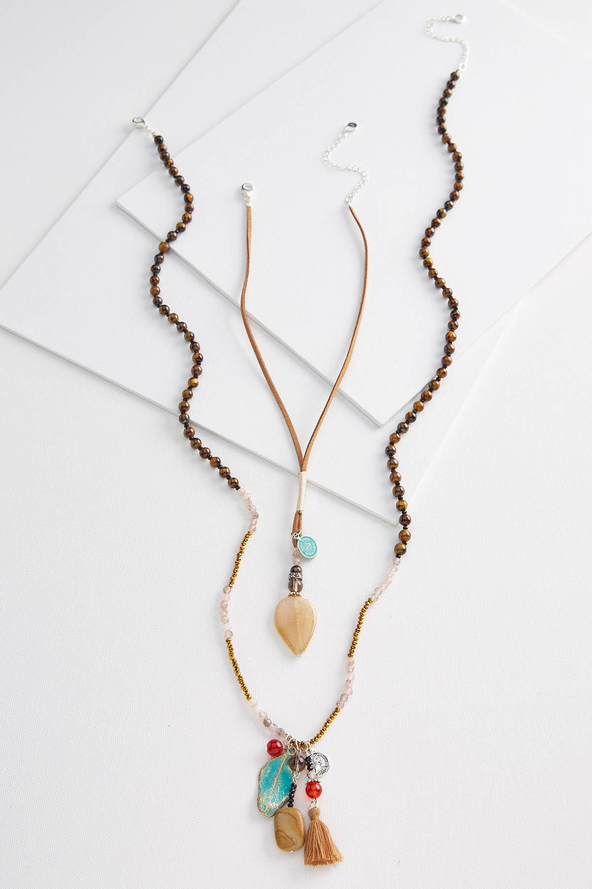 Natural Earthy Necklace