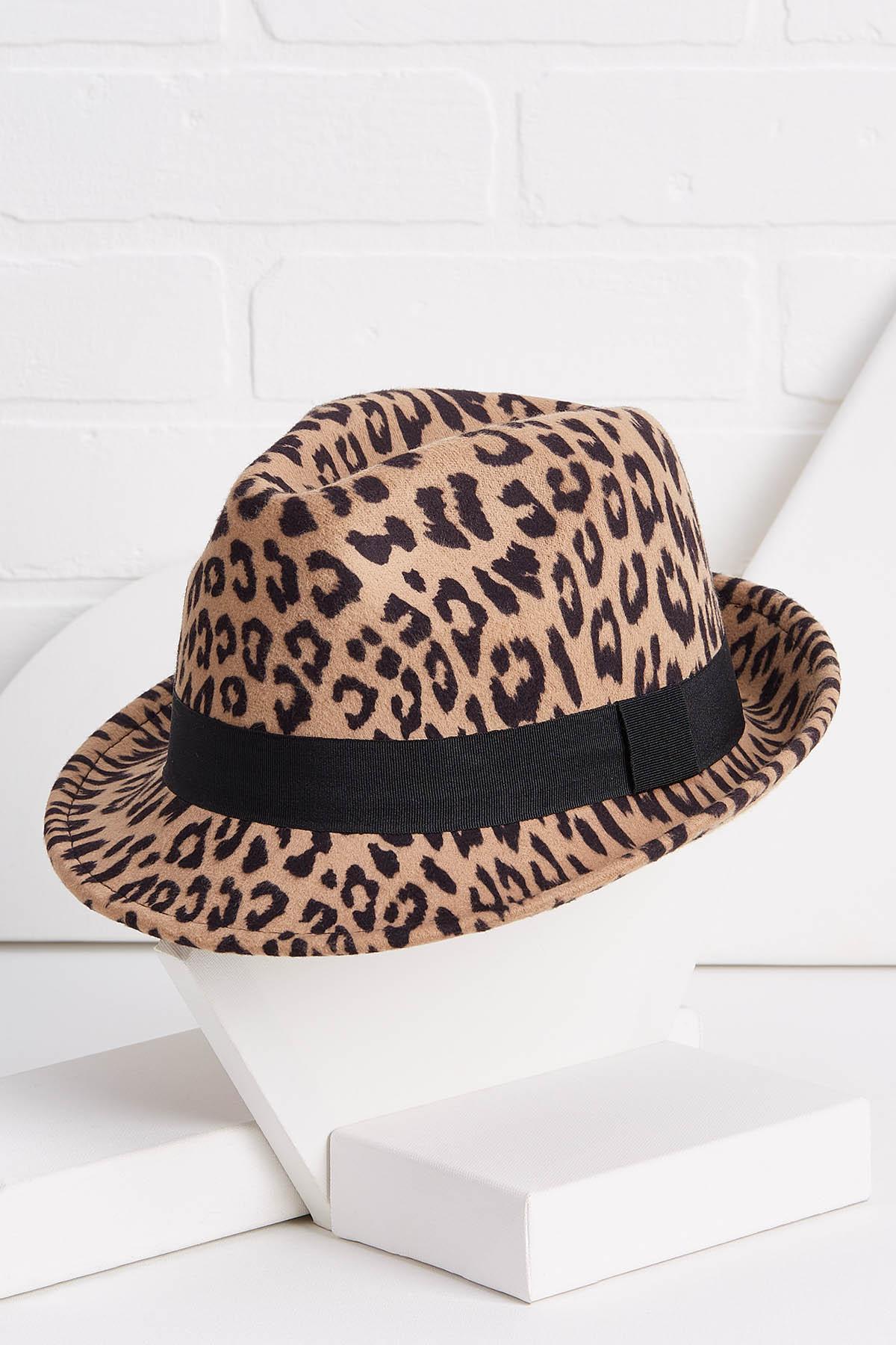 Top To Toe Wild Hat