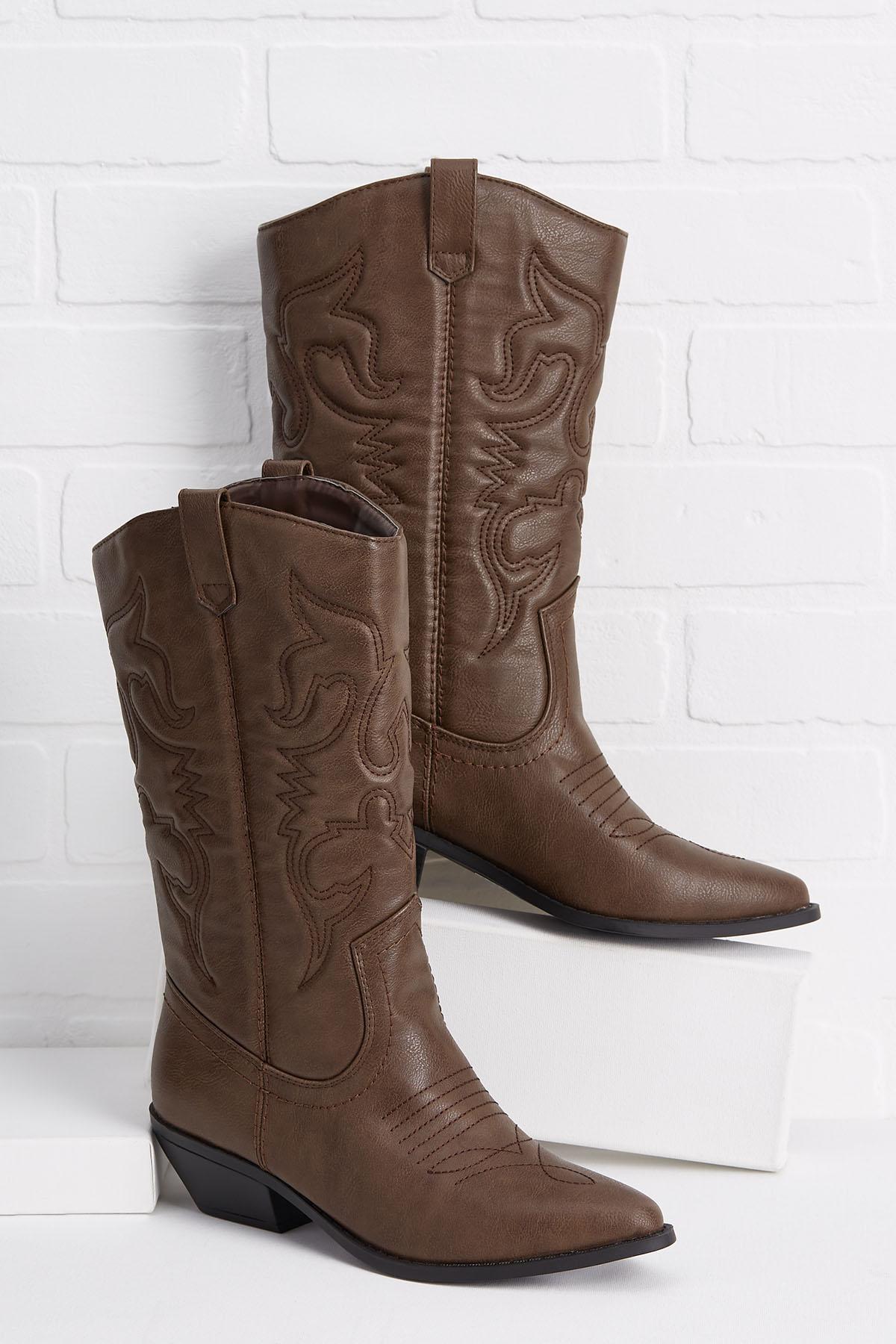Yeehaw Boots