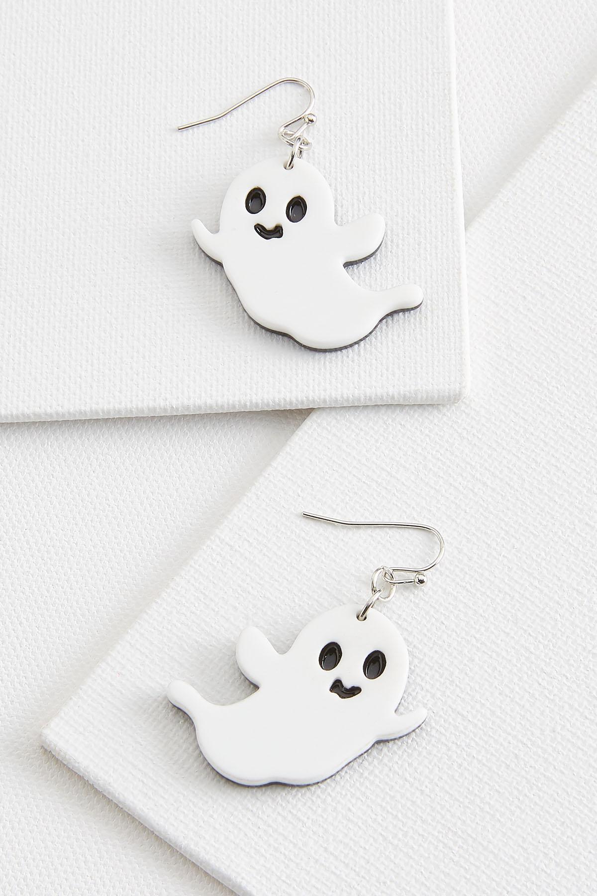 Friendly Ghost Earrings