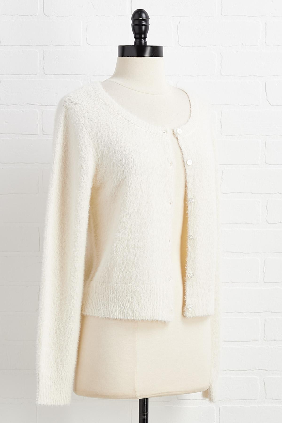 The Call Of Fall Cardigan