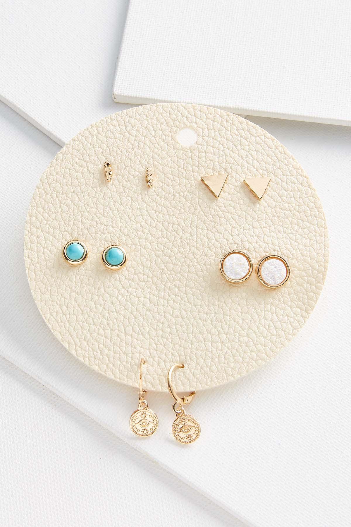 Charmed Earring Set