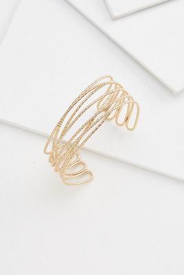 wired cuff bracelet