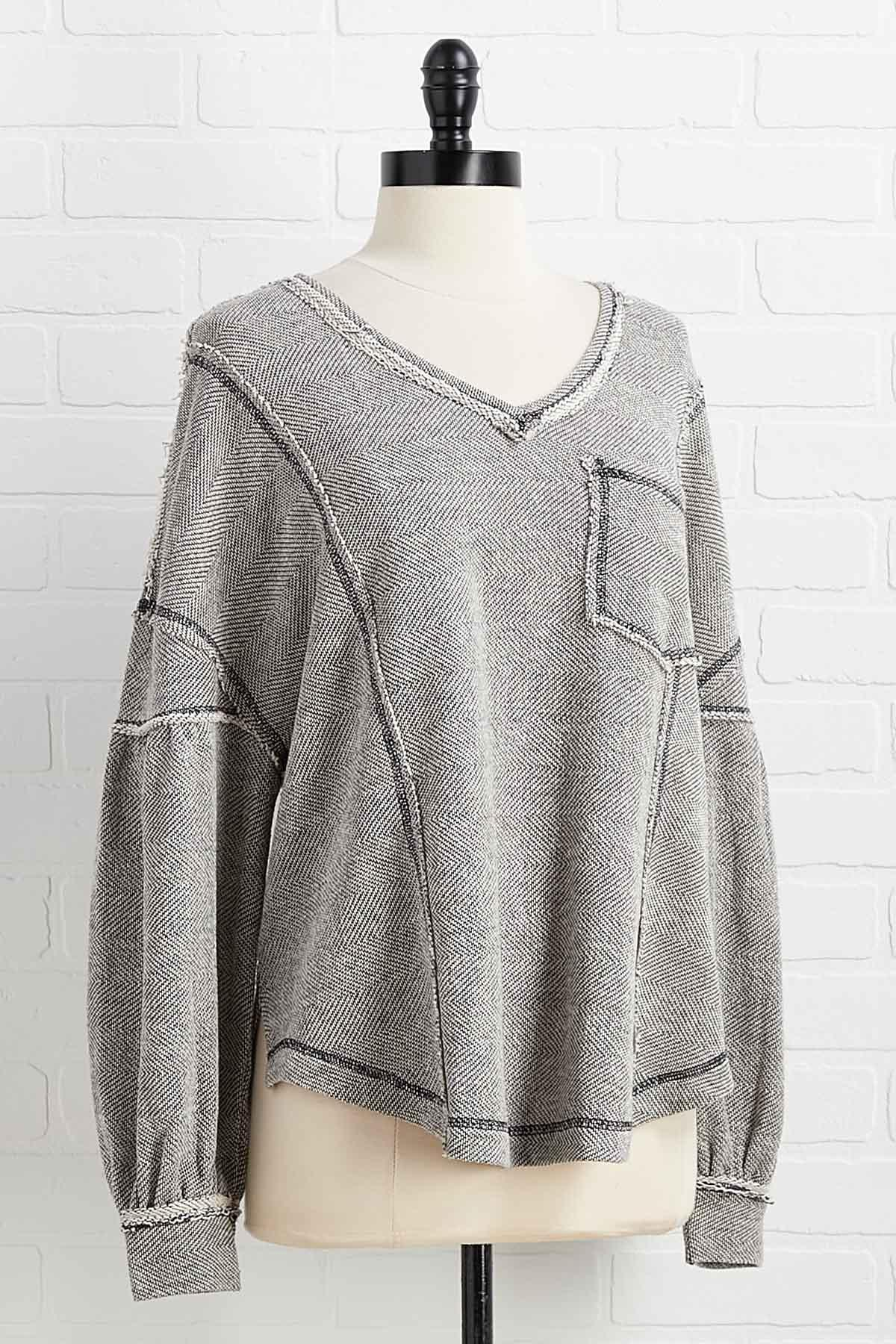 Highly Casual Top