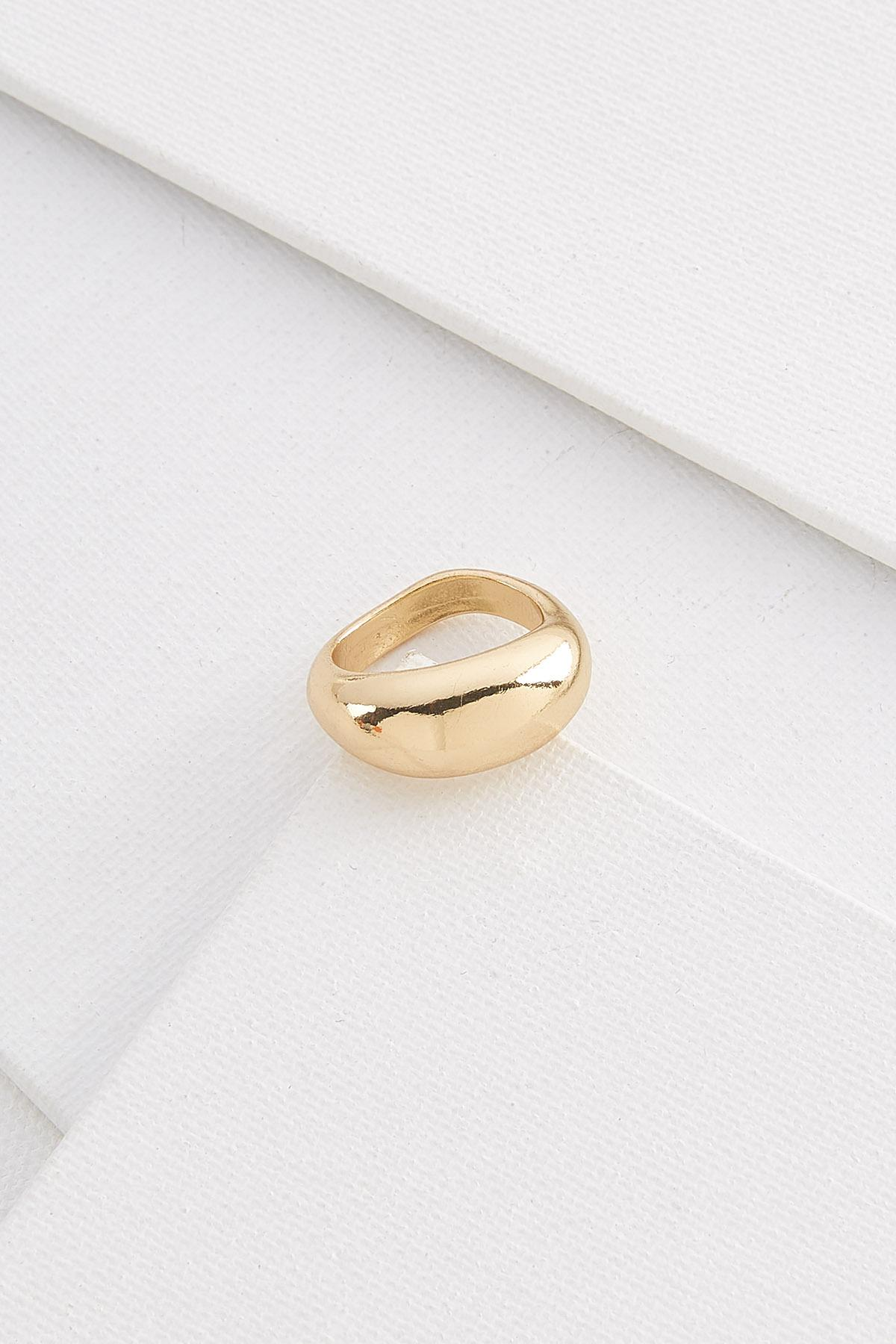 Statement Rounded Ring